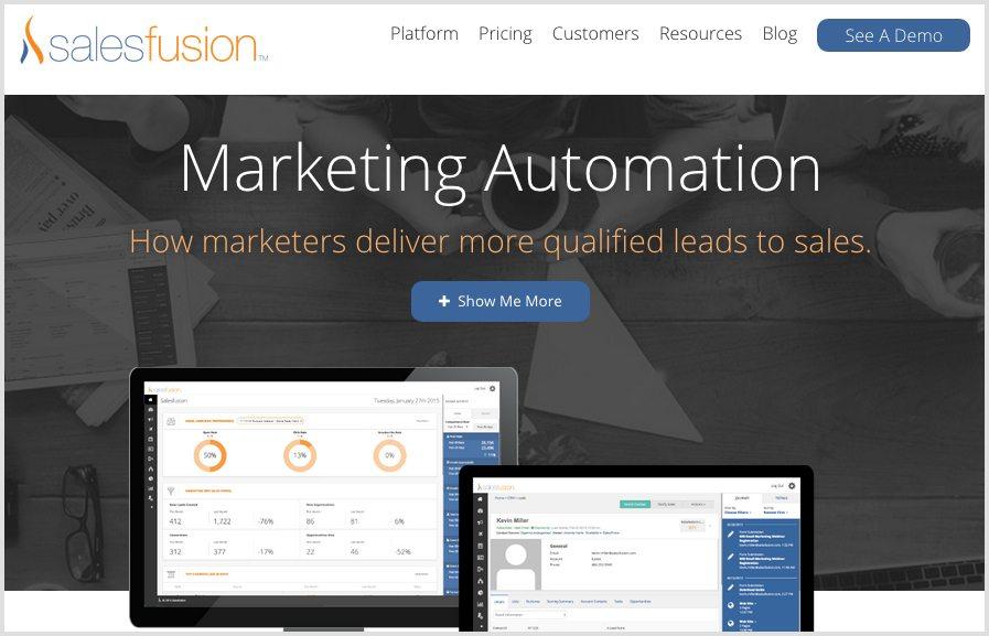 Meilleurs outils d'automatisation du marketing numérique 5